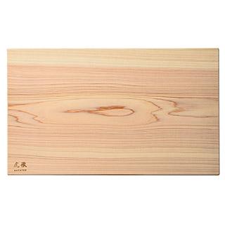 長野県産木曽桧の一枚板まな板 大